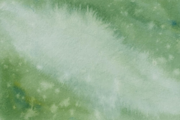 緑の水彩背景テクスチャ