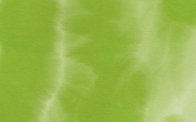 緑の水彩画の背景