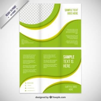 Green waves brochure