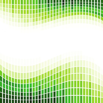 グリーンウェブの背景