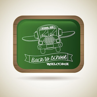 Greenboard back to school