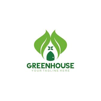 온실 로고