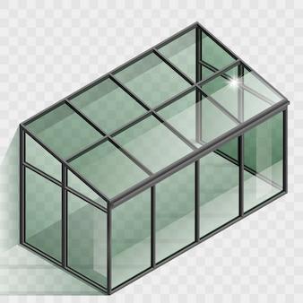 Greenhouse or winter garden