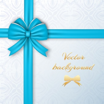 Greeting present card template