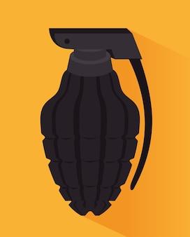 Grenade design.