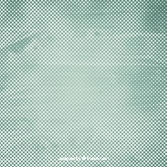 Серый фон с зелеными растровых точек