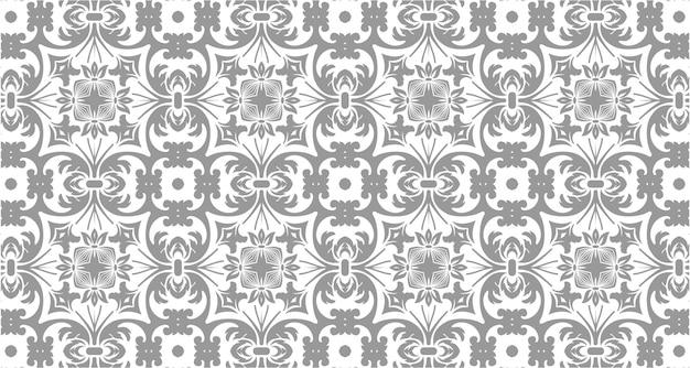 Grey color seamless pattern