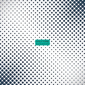 Grey halftone dots texture pattern for comics design. stock illustration