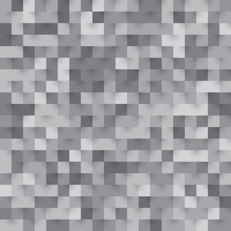 Grey pixelated pattern