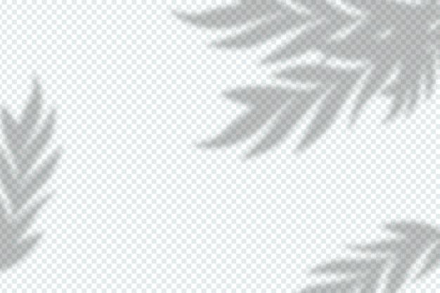 Концепция эффекта наложения серых теней