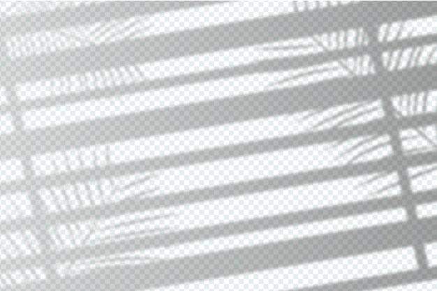 灰色の影のオーバーレイ効果