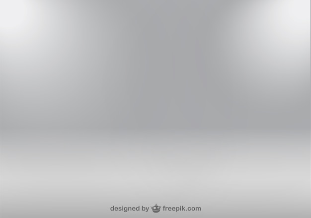 Grey spotlight background