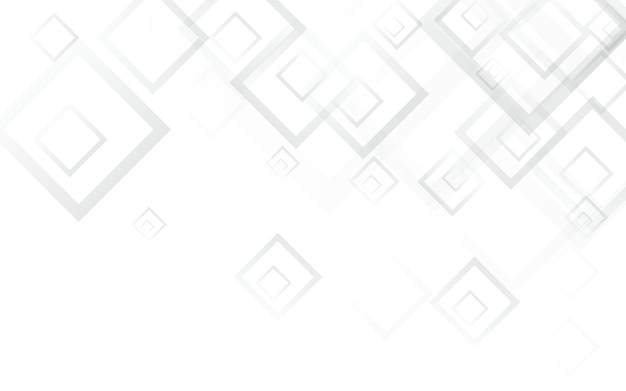灰色のタイルトレンディなベクトルの背景。モザイクの正方形のデザイン。灰色の背景。白い建築ポスター。
