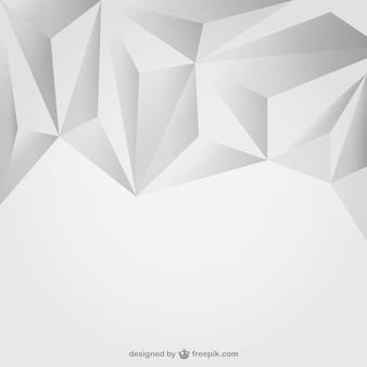 Grey triangles background