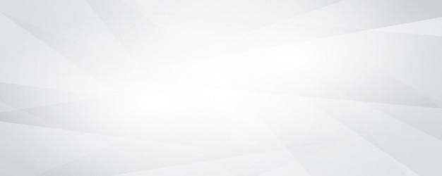 あなたのテキストのための灰色の白い抽象的な背景モダンなデザインのコピースペース