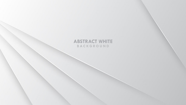 Grey white abstract background modern design
