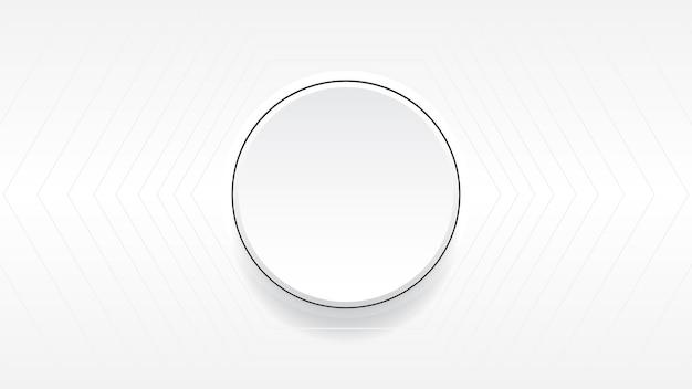 灰色の白抽象的な技術の背景、ハイテクデジタル接続、通信、ハイテクコンセプト、科学、技術の背景