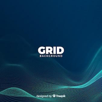 Grid background