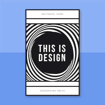 Grid design book cover