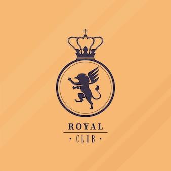 Griffin luxury emblem