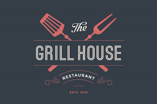 Grill house restaurant
