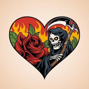 죽음의 신 사랑