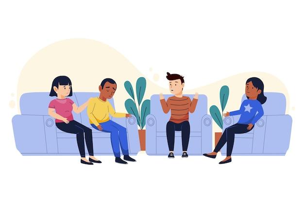 Концепция групповой терапии