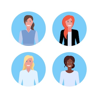 Group of women avatar