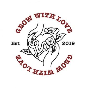 愛をこめて成長する