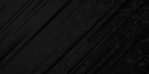 Гранж абстрактные черные текстуры спортивные векторные иллюстрации. геометрический фон. концепция современной формы.