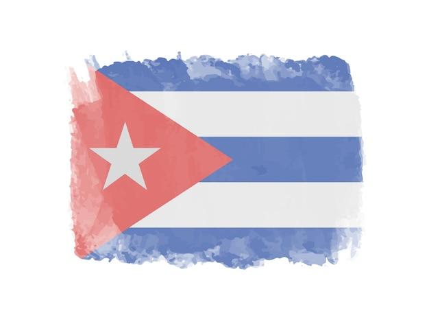 グランジキューバの旗
