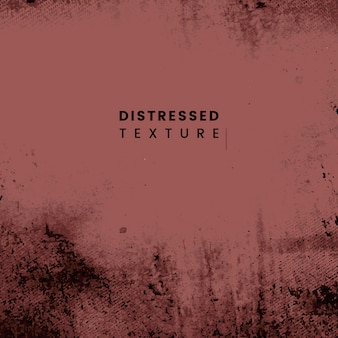 Grunge deep orange distressed textured background