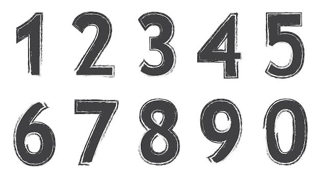 Грязные числа гранж