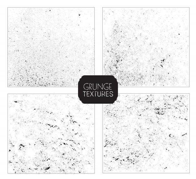 Grunge distressed textures