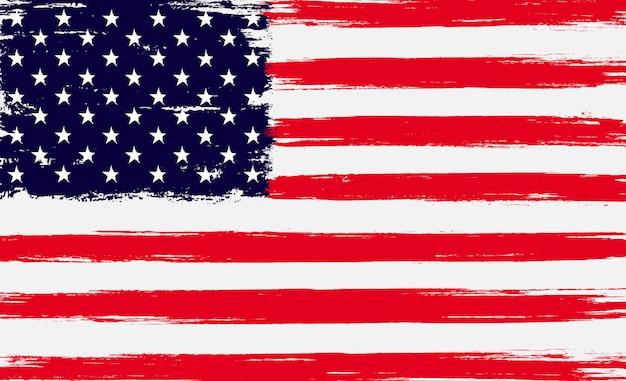 アメリカのグランジフラグ