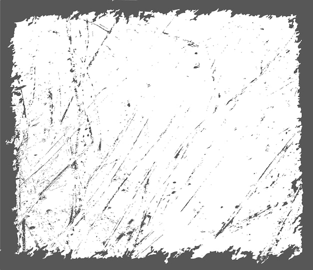 Grunge framed background with scratches