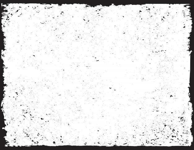 Grunge framed background