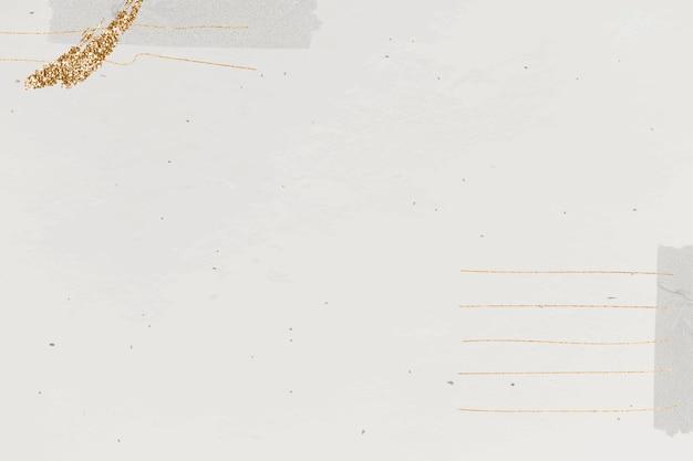 Modello di cartolina grigio grunge