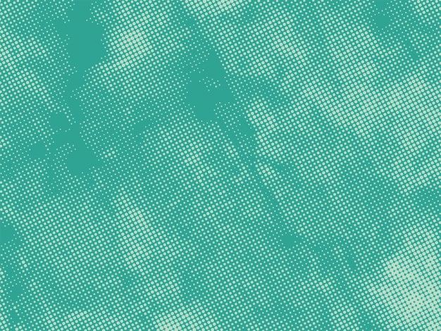 Предпосылка точек полутонового изображения grunge. текстура офсетной печати.