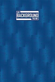 Grunge halftone textured background