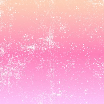 Grunge overlay on pastel gradient background