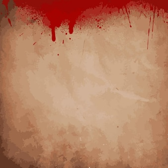 Grunge redsplatter background