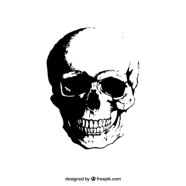 skull vectors photos and psd files free download rh freepik com skull vector pack 1 skull vector art