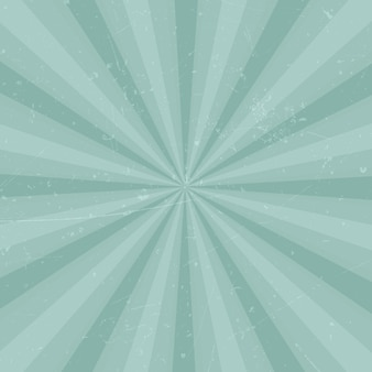 Grunge starburst background