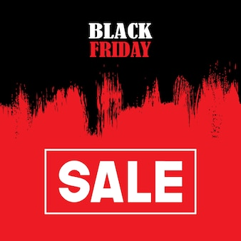 Grunge style black friday sale