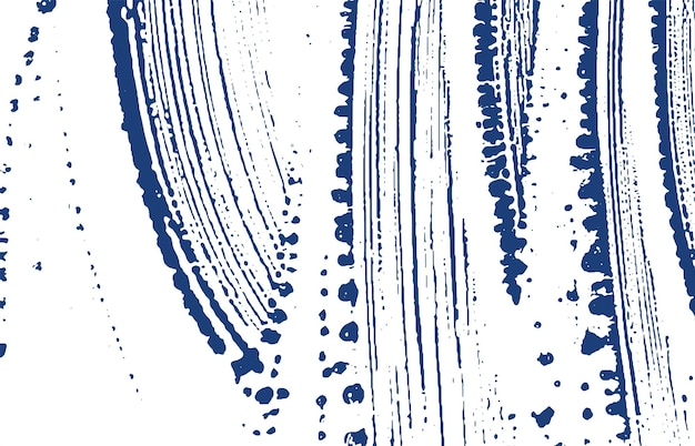 Grunge texture. distress indigo rough trace. delicate background. noise dirty grunge texture. breathtaking artistic surface. vector illustration.