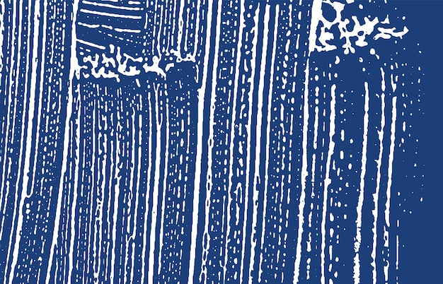 Grunge texture. distress indigo rough trace. extra background. noise dirty grunge texture. popular artistic surface. vector illustration.