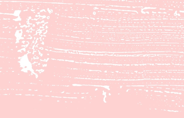 Grunge texture. distress pink rough trace. grand background. noise dirty grunge texture. exquisite artistic surface. vector illustration.