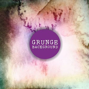 Grunge texture with bright colors