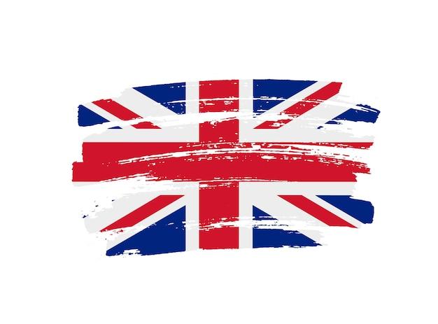 그런 지 영국 국기